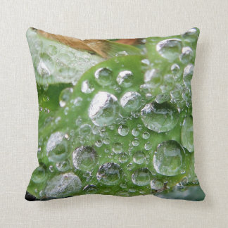 Pillow cool waterdrops