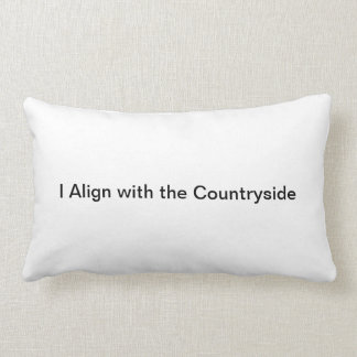 pillow countryside