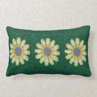 Pillow - Crochet pattern - Daisy