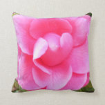 Pillow - Dark Pink Camellias 1 & 2