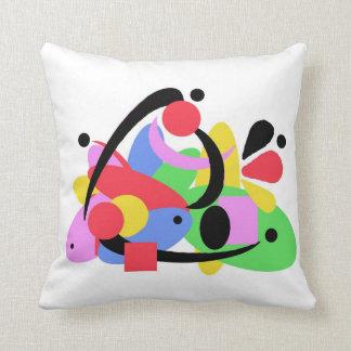 Pillow De abstract American Gravy