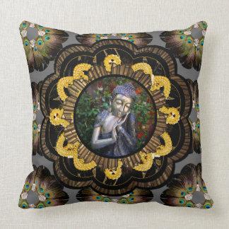 Pillow | Dreaming Buddha Hippy Mandala