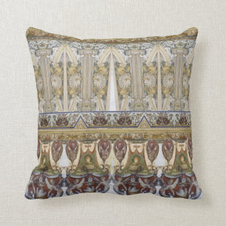 Pillow exclusive photographs of the frescoes