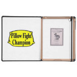 Pillow Fight Champion Cover For iPad