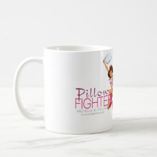Pillow Fighters Fan Club Mug