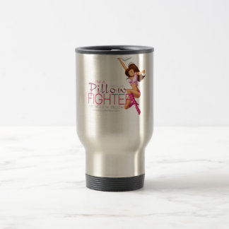 Pillow Fighters Fan Club Travel Mug