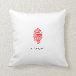 Pillow fingerprint