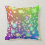 Pillow - Fireflies & Fairy Lights