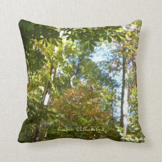 Pillow forest Alhambra Granada Spain