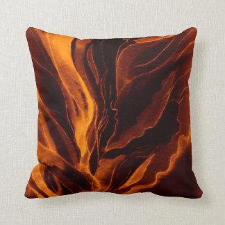 Pillow--Giant Orange Poppies Throw Pillow