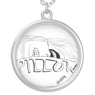 Pillow Girl Necklace