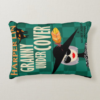 PILLOW Granny Undercover by Harper Lin Book Cover