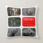 Pillow Great Dane varia