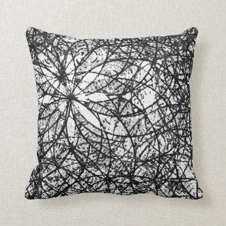 Pillow Grunge Art Abstract