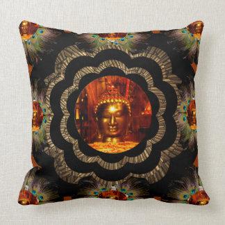 Pillow | Hippie Buddha Mandala Pattern