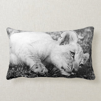 Pillow In Lion