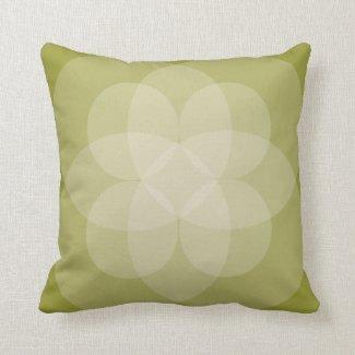 Pillow - Intersecting Circles