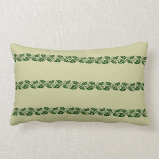 Pillow (lumbar) - Boughs of Holly