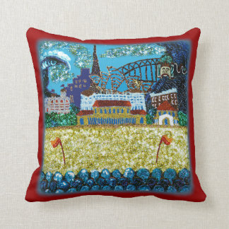 Pillow | Luna Bondi | Sequin Dreams Studio