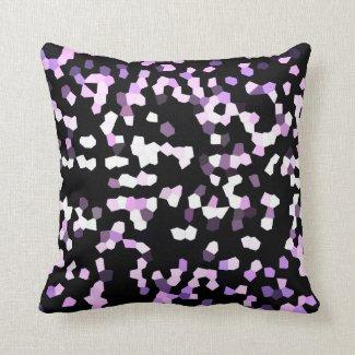 Pillow Mosaic Sparkley Texture