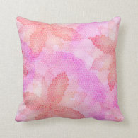 Pillow mosaic texture