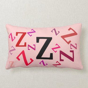 Pillow - Multiple letters