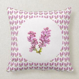 Pillow - Multiple Lilacs