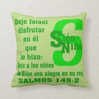 pillow_Niño Sión 16x16 Cojín