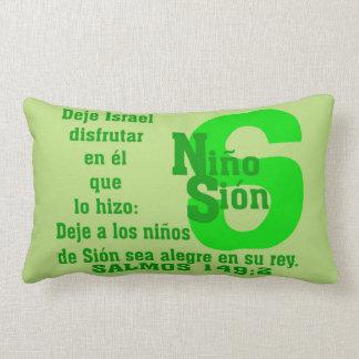 pillow_Niño Sión Cojines