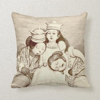 Pillow Obsession Alice In Wonderland Design #1
