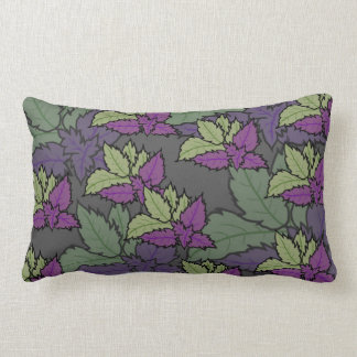 pillow of green leaves and dwellings, nature