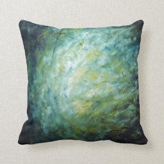 "Pillow - Oil Painting ""Branches"" - MatthewFelixSun"