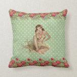Pillow pin up aloha