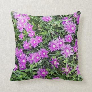 Pillow - Purple Ice Plant