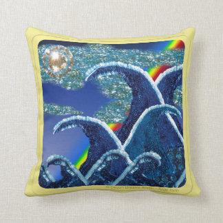 Pillow | Sequin Waves | Sequin Dreams Studio