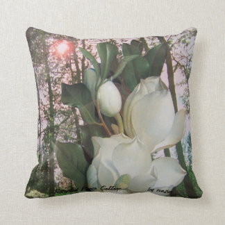 Pillow (square) with artwork of collage