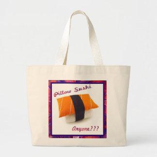 Pillow Sushi Tote Bag