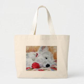 """Pillow Time"" Boston Terrier Dog Lover Gift Bags"