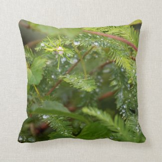 pillow to get you in the holiday mood