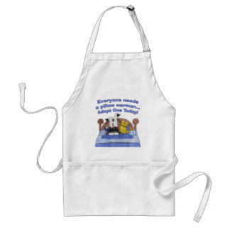 Pillow Warmers Apron