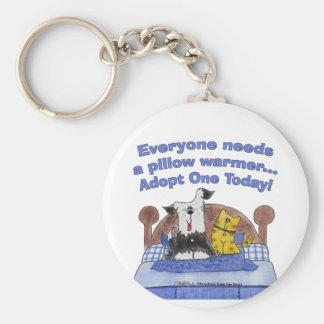Pillow Warmers Keychain