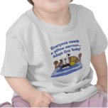 Pillow Warmers T-shirts
