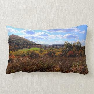 Pillow-Washingtonville NY Trestle Throw Pillow
