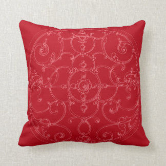 Pillow with a surprise punch on the flip side!