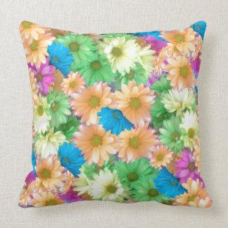 Pillow with Alaskan Iceberg Design