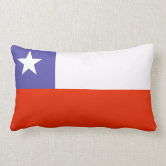 Pillow with flag of Chile