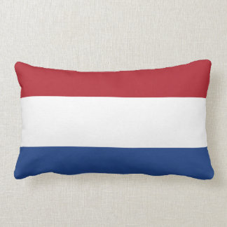Pillow with flag of The Netherlands