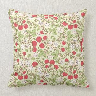Throw Pillows Rules : Raspberry Pillows - Raspberry Throw Pillows Zazzle