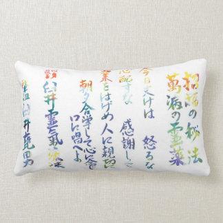 Pillow with Reiki Principles