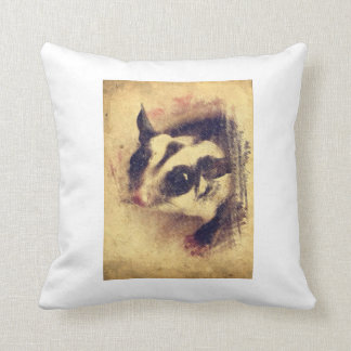 Pillow with Sugar Glider